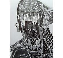 Alien Queen Photographic Print