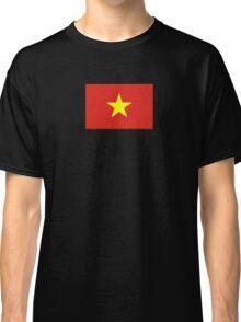 I Love Vietnam - Flag Vietnamese Sticker T-Shirt Duvet Classic T-Shirt