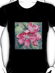 Flower of Crab-apple T-Shirt