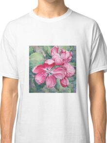 Flower of Crab-apple Classic T-Shirt