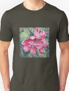 Flower of Crab-apple Unisex T-Shirt