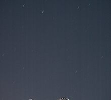 Teide at night by Phil  Crean