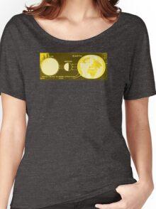 Nerd - Moon Attraction Women's Relaxed Fit T-Shirt