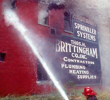 No sprinklers by Larry  Grayam