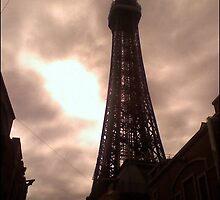 BlackPool Tower by Amy Barrow