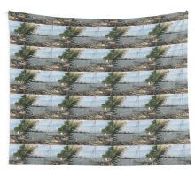 China Net for fishing Wall Tapestry