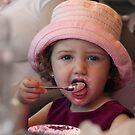 Ice-cream Girl by Christian  Zammit