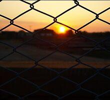 Sunset.. by Amy Barrow