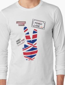 The Beatles Tribute T-Shirt T-Shirt