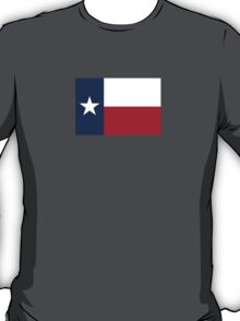Texas Flag Texan USA - Lone Star T-Shirt Duvet Sticker T-Shirt