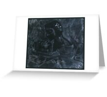 Traped in neverland  Greeting Card