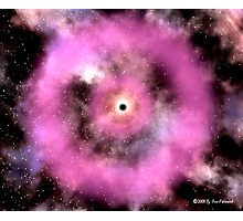 Bullseye Nebula Photographic Print