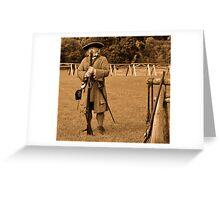Battle of the boyne re-enactment  #3 Greeting Card