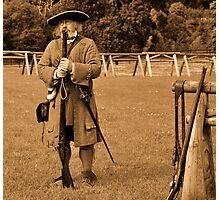 Battle of the boyne re-enactment  #3 Photographic Print