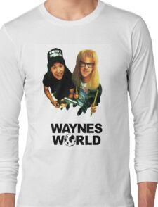 Wayne's World Long Sleeve T-Shirt
