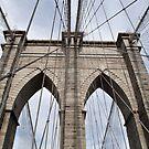the brooklyn bridge by paolo amiotti