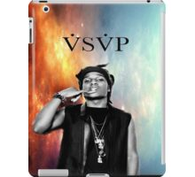 Asap Rocky VSVP iPad Case/Skin