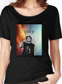 Asap Rocky VSVP Women's Relaxed Fit T-Shirt
