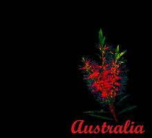 Greetings from Australia ..  by Helen Corr