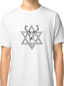 The buck of wisdom Classic T-Shirt