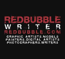 REDBUBBLE WRITER by BYRON