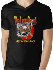 The Last Great Act of Defiance Mens V-Neck T-Shirt