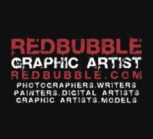 REDBUBBLE GRAPHIC ARTIST by BYRON