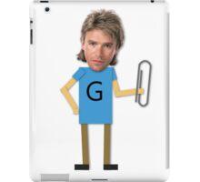 Mac Giver iPad Case/Skin