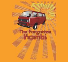 Volkswagen Kombi Tee shirt - T3 the Forgotten Kombi