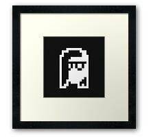 Retro Skrillex Framed Print