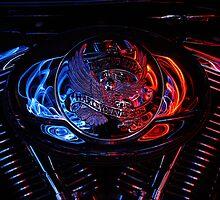 American Motorcycle by Joe Norman