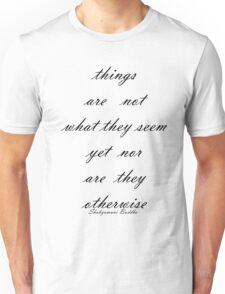 seemingly Unisex T-Shirt