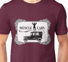Muscle Cars Unisex T-Shirt