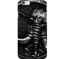 Black Ranger Power Coin iPhone Case/Skin