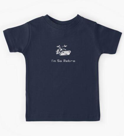 I'm So Retro - 80s Computer Games T-Shirt Kids Tee