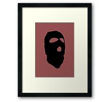 Criminal Concept 2 | One Framed Print