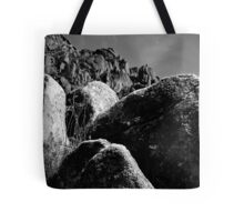 rock pass. ladakh, north india Tote Bag