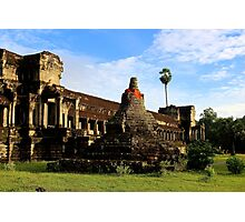 Sunrise on Angkor Wat VII - Angkor, Cambodia. Photographic Print