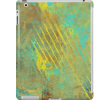 Sunset Sky in Shreds Abstract iPad Case/Skin