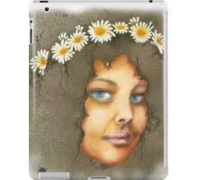 rue faerie princess iPad Case/Skin