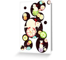 CandyCats Greeting Card