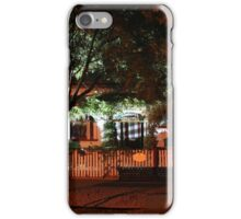 Wisteria - Port of Echuca iPhone Case/Skin