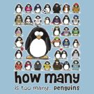 How Many Penguins is Too Many Penguins? by jgoode