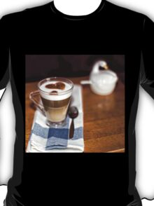 Capuccino For My SweetHeart T-Shirt