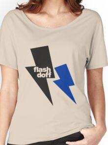 flash doff Women's Relaxed Fit T-Shirt
