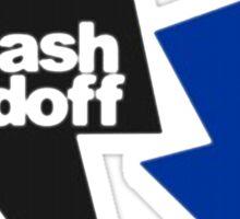 flash doff Sticker