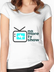 reality show Women's Fitted Scoop T-Shirt