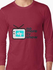reality show Long Sleeve T-Shirt
