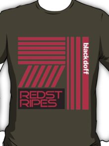 red stripped T-Shirt