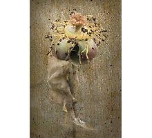 Rust 'n Roses ~ #4 Photographic Print